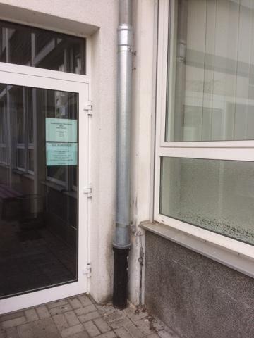 Bestandteile Der Außenentwässerung Dachdeckerwiki